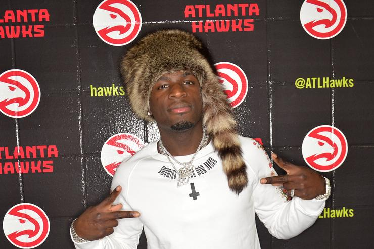 Rapper Ralo attends the Hot 107.9 Birthday Bash at Philips Arena on June 17, 2017 in Atlanta, Georgia