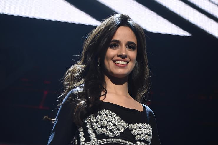 Camila Cabello performs at Z100's Jingle Ball 2017 on December 8, 2017 in New York City