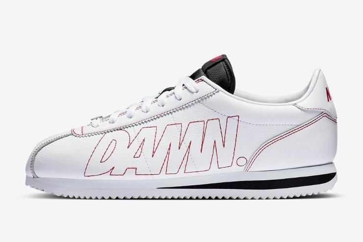 Official Images: Nike Cortez Kenny 1 DAMN