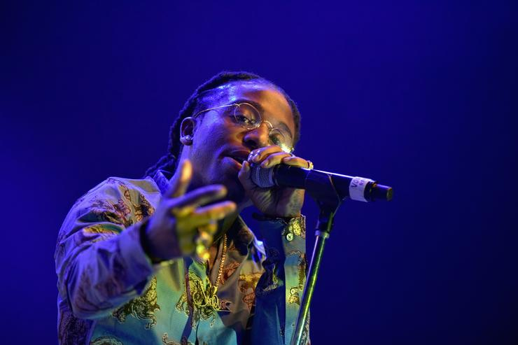 Jacquees at night three of the Late Night Concert during the 2017 BET Experience at The Novo by Microsoft on June 24, 2017 in Los Angeles, California