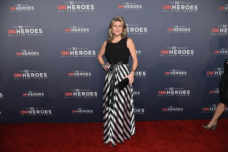 Actress Ashleigh Banfield attends CNN Heroes Gala 2016 at the American Museum of Natural History on December 11, 2016 in New York City