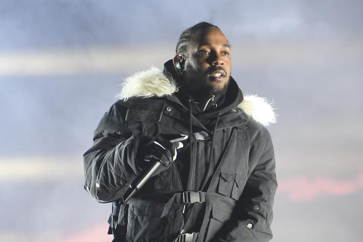 Kendrick Lamar Will Perform At The 60th Annual Grammy Awards