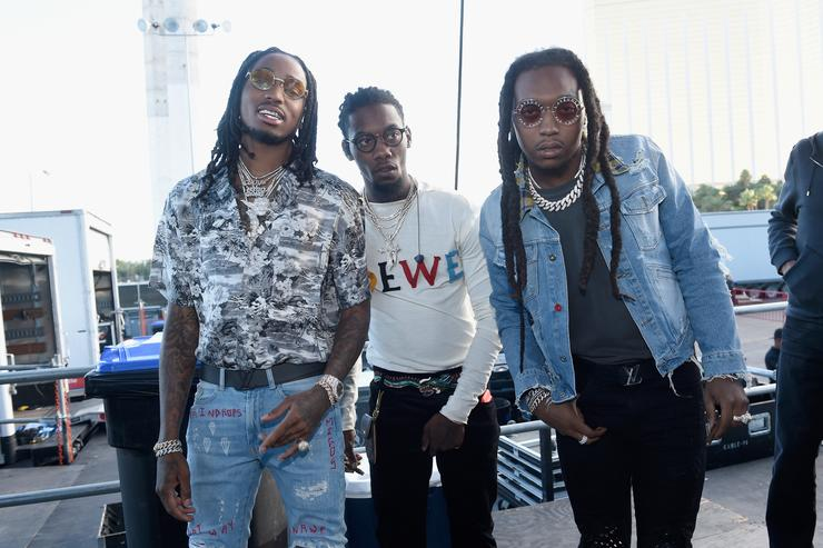 "Migos Rolling Stone Interview Talks Cardi B Wedding: Migos Cover Rolling Stone, Talk ""Culture II"" Recording"