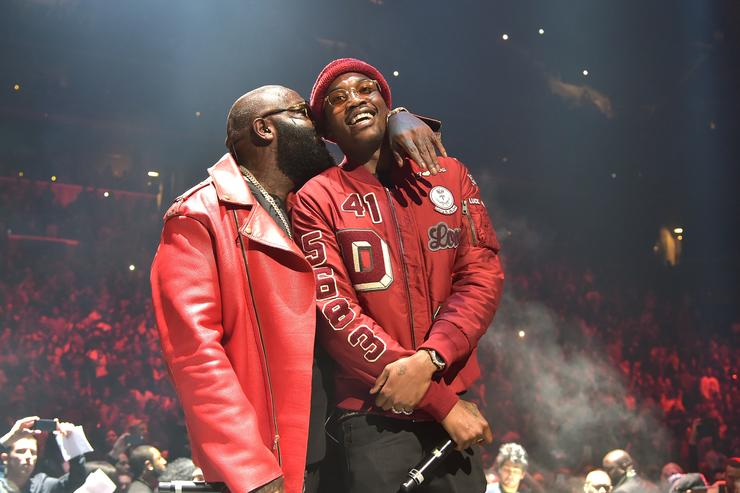 Meek Mill & Rick Ross