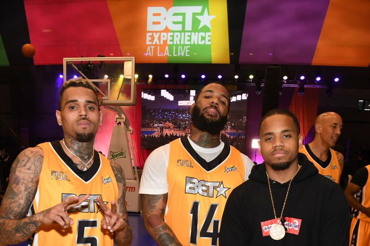 Chris Brown & The Game