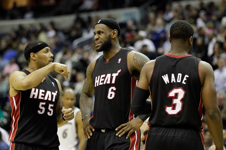 Eddie House Destroys LeBron James For 'Quitting' In 2011 NBA Finals