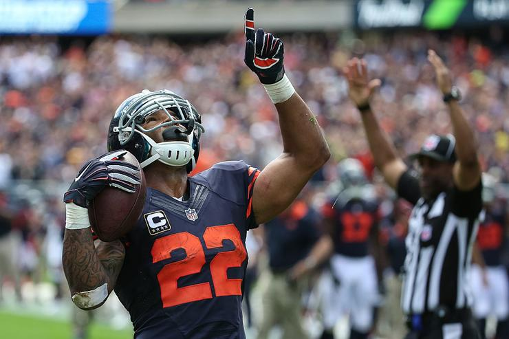 Jets RB Matt Forte announces his retirement from the NFL