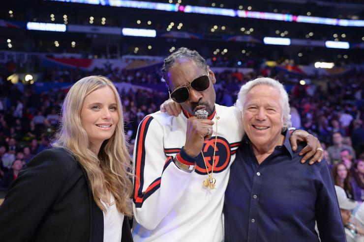 Ricki Noel Lander x Snoop x Robert Kraft