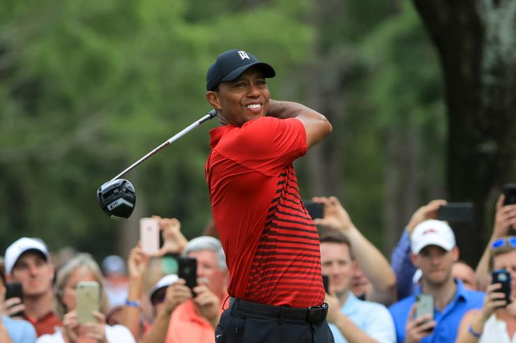 Tiger Woods second favourite for Masters, shoots up world rankings
