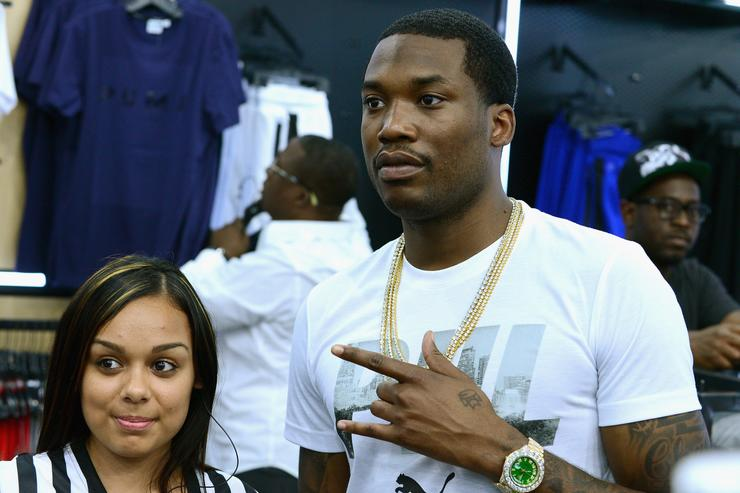 Campaign Thrown For Meeks Mill's Justice