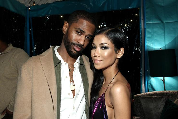 Big Sean & Jhene Aiko