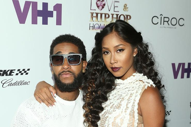 Apryl Jones & Omarion