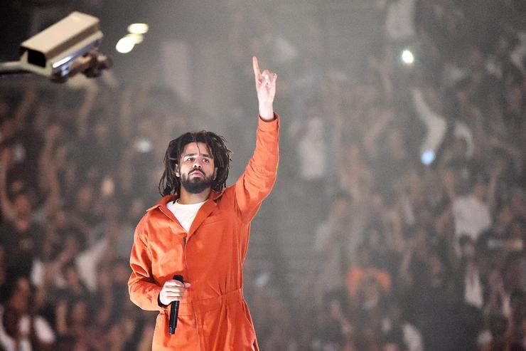 J. Cole Has a New Album on the Way