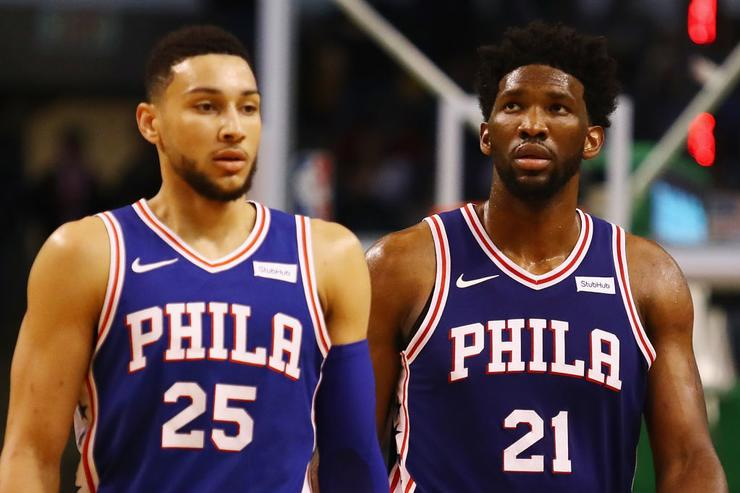 Simmons x Embiid