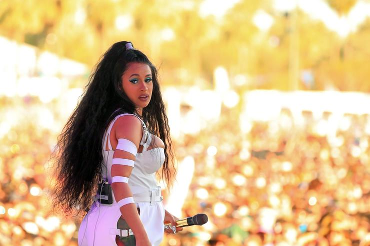 Cardi B Cancels Summer Tour Due To Pregnancy