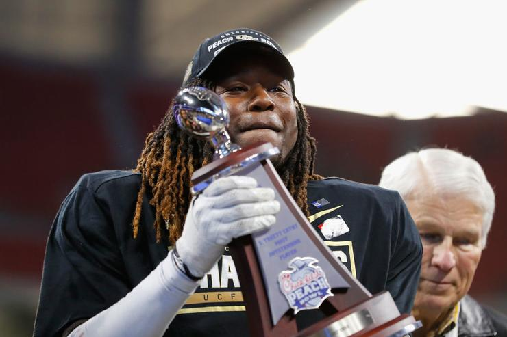 Shaquem Griffin, UCF star with 1 hand drafted by Seattle Seahawks