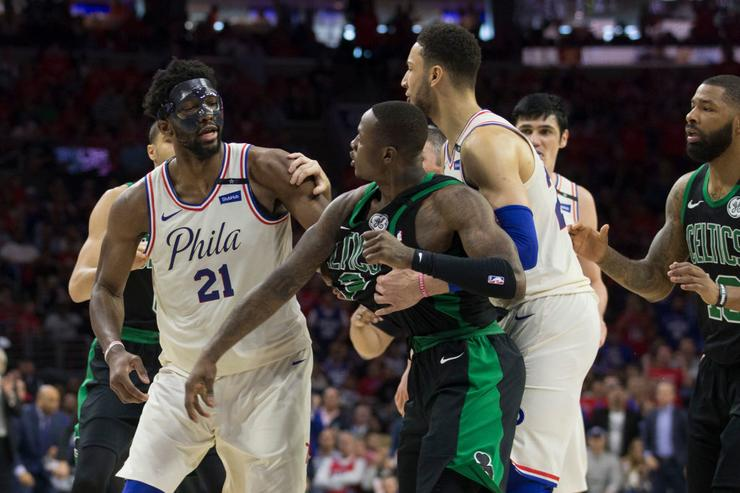 Embiid x Rozier