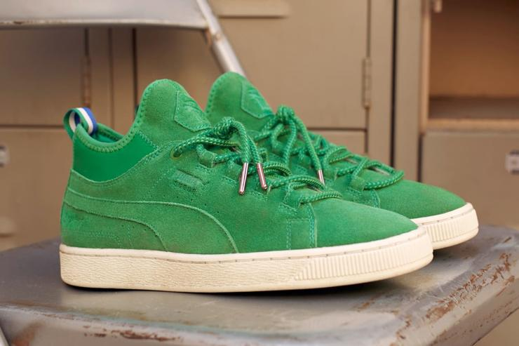 Puma x Big Sean Suede