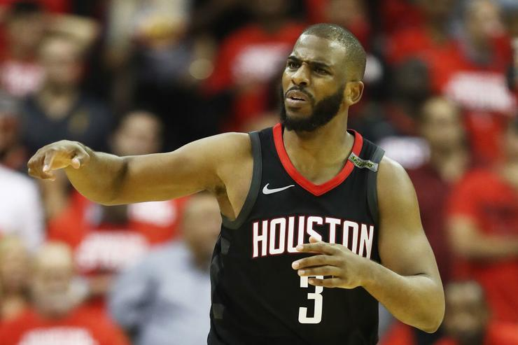 Chris Paul Injury: Rockets Guard Ruled Out For Game 6 Against Warriors
