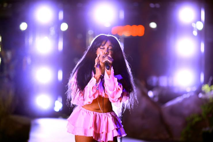 SZA Says Her Voice Is 'Permanently Injured' - Rap-Up
