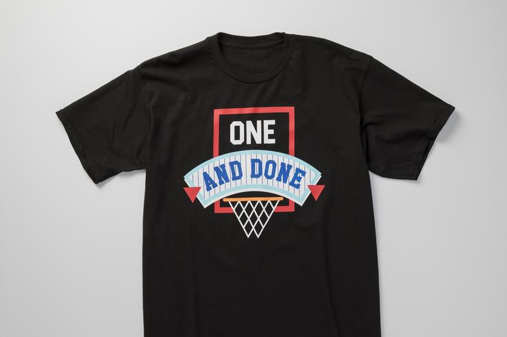 One & Done by Don C