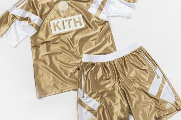 the latest 49277 3029d Kith x Adidas Soccer