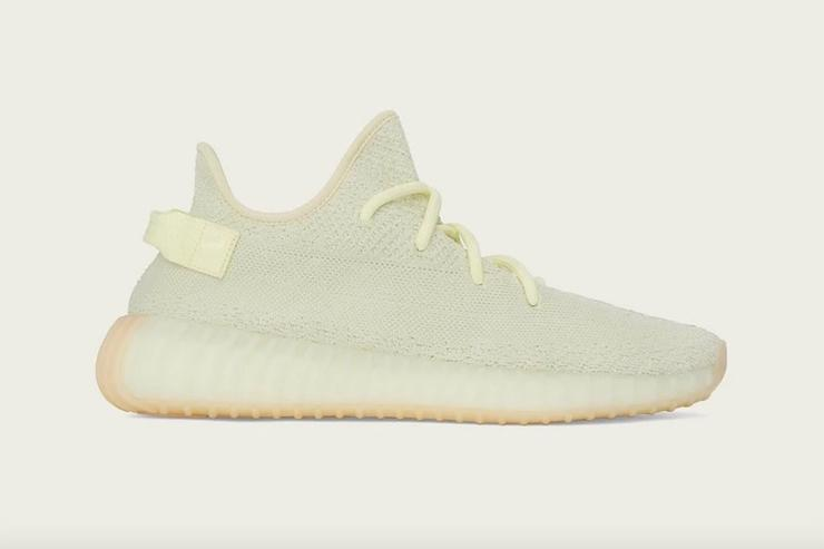 Butter Yeezy Boost 350 V2