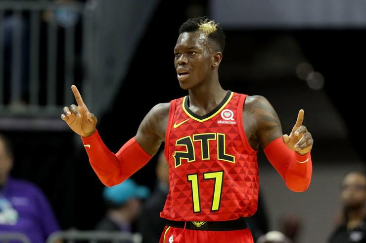Hawks deal Dennis Schroder, land Carmelo Anthony in complicated trade