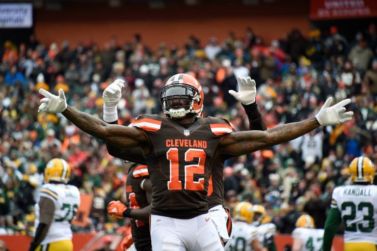 Troubled Browns star mysteriously missing camp with team's blessing