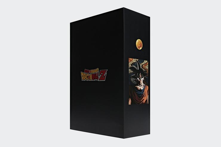 DBZ x Adidas packaging