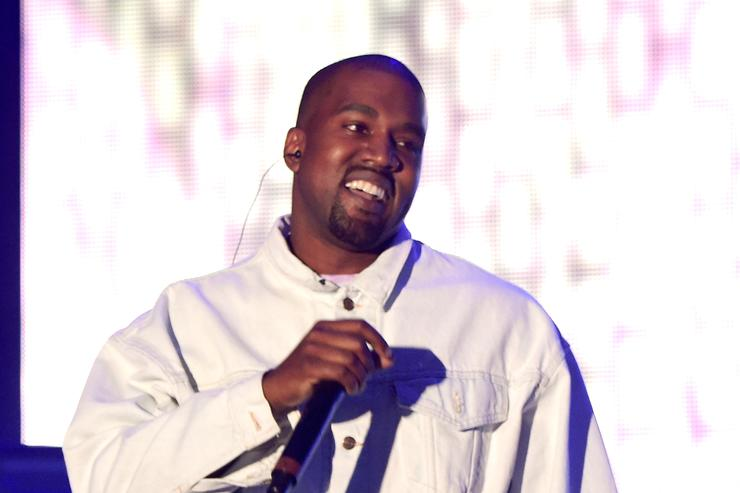 Kanye West denies being 'stumped' over Donald Trump question