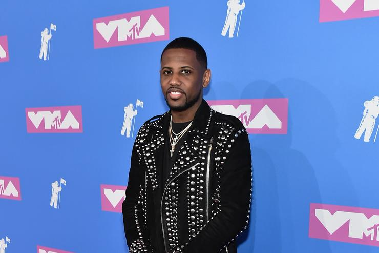 : Fabolous attends the 2018 MTV Video Music Awards at Radio City Music Hall on August 20, 2018 in New York City.