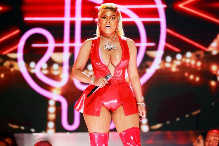 Nicki Minaj Tour Tickets Struggled To Sell Prior To Postponement