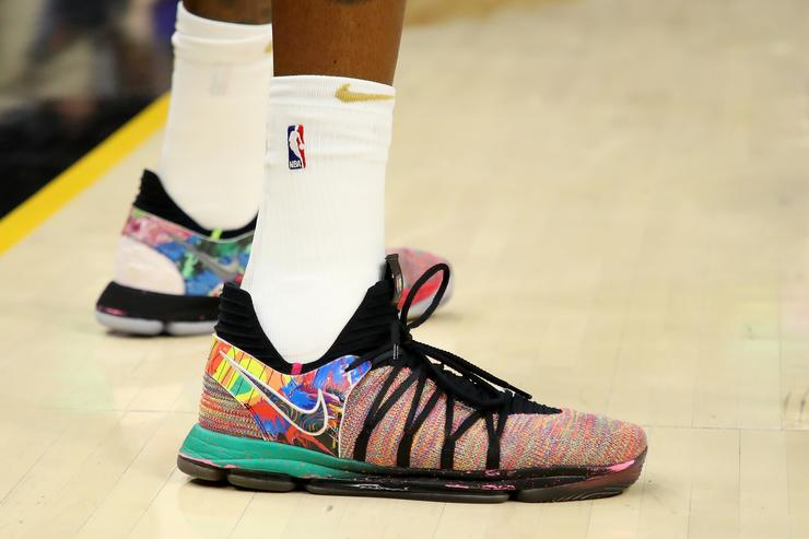 NBA To Change Sneaker Color Policy For Next Season