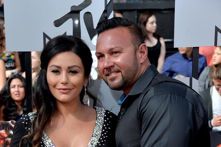 JWoww & husband Roger Mathews