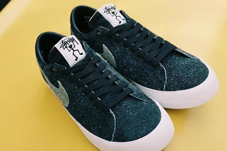Stussy X Nike Sb Collabs Coming Soon Release Details