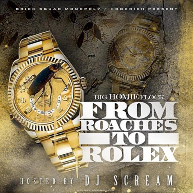 7440128ea20 Waka Flocka - From Roaches To Rolex