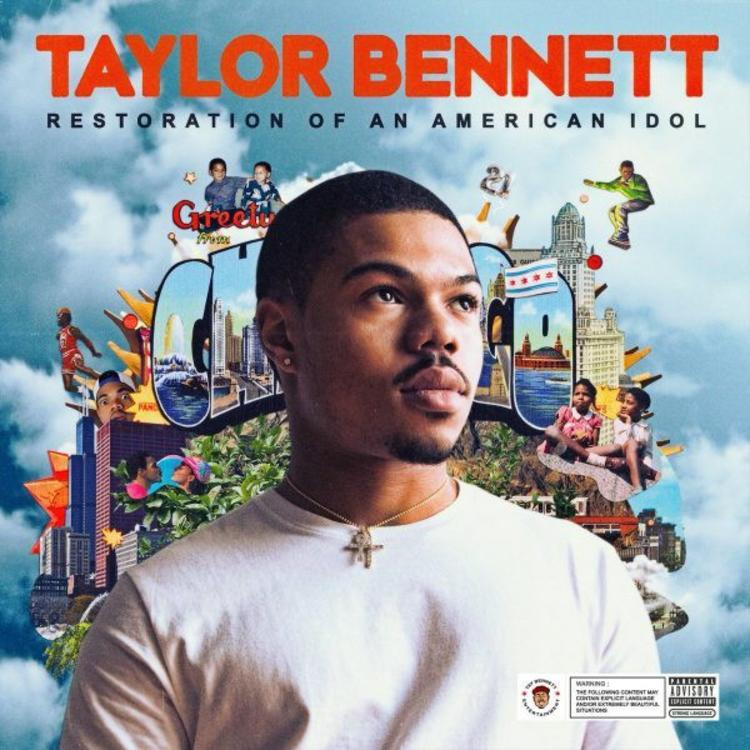 Image result for Taylor Bennett - The American Reject