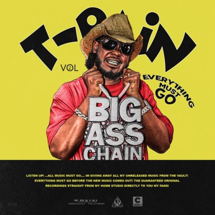T-Pain Unloads From The Vault With