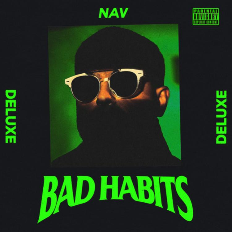 Image result for bad habits deluxe nav album cover
