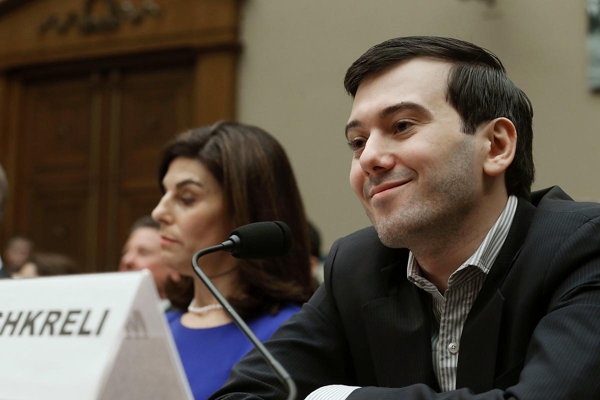 Martin Shkreli Offers Kanye West $10 Million For Exclusive Rights To