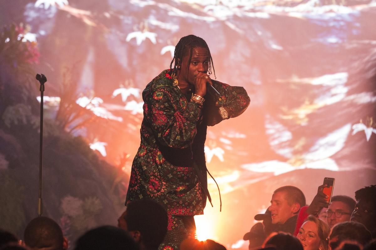 f7c923f4a12c First Week Sales Projections For Travis Scott's