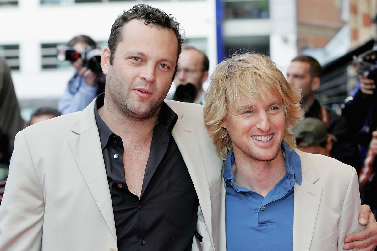 Wedding Crashers 2.Wedding Crashers 2 Reportedly In The Works