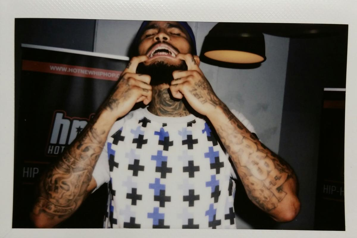 Dave East Drops