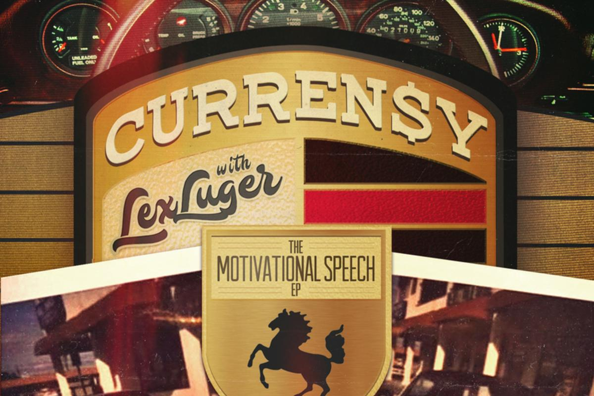 Curren Y Lex Luger Team Up For The Motivational Speech Ep