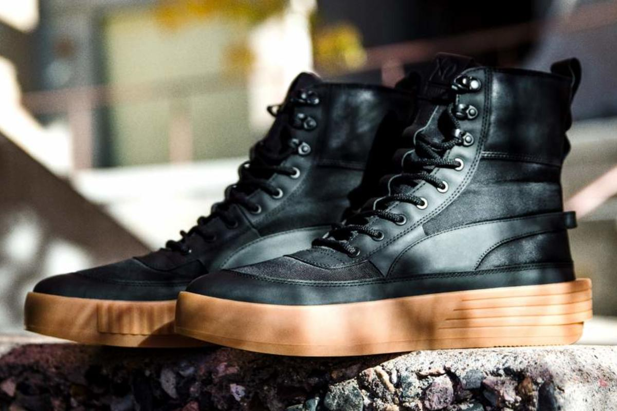 """meet san francisco low price The Weeknd Puma XO Parallel """"Black/Gum"""": Purchase Links"""