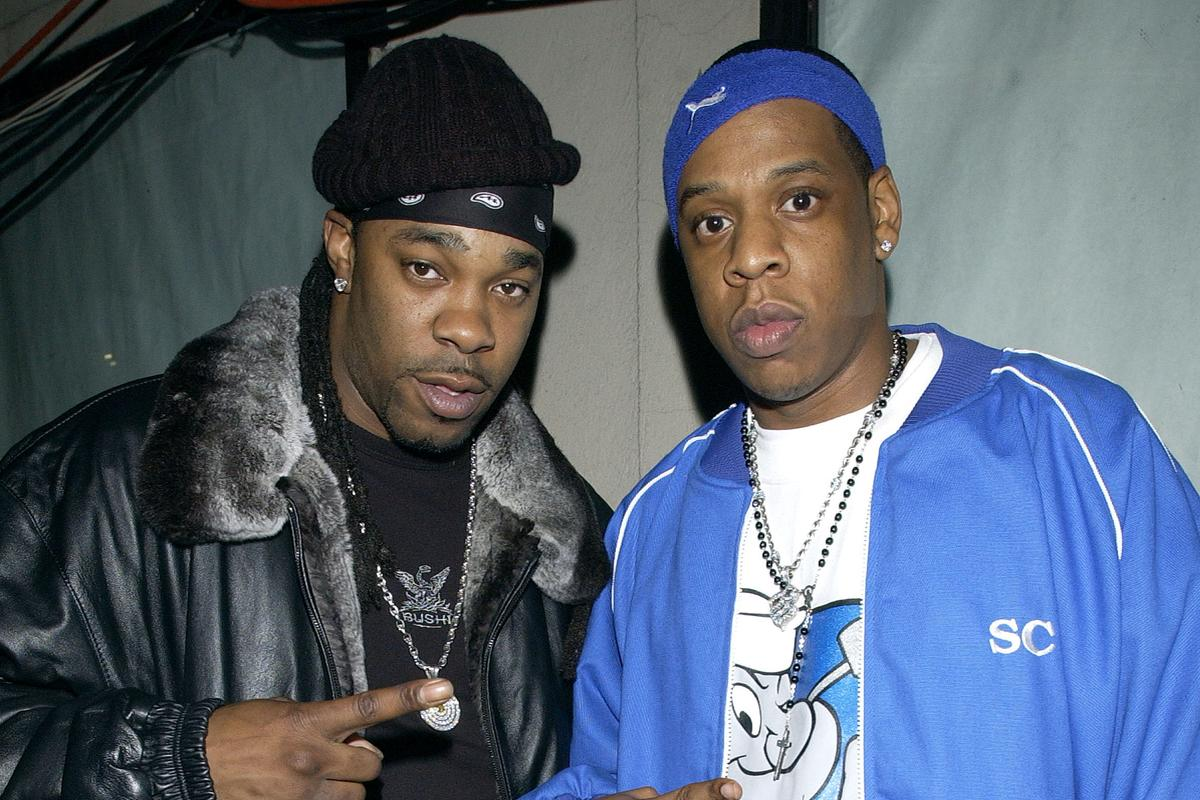 Image result for Busta Rymes and Jay Z
