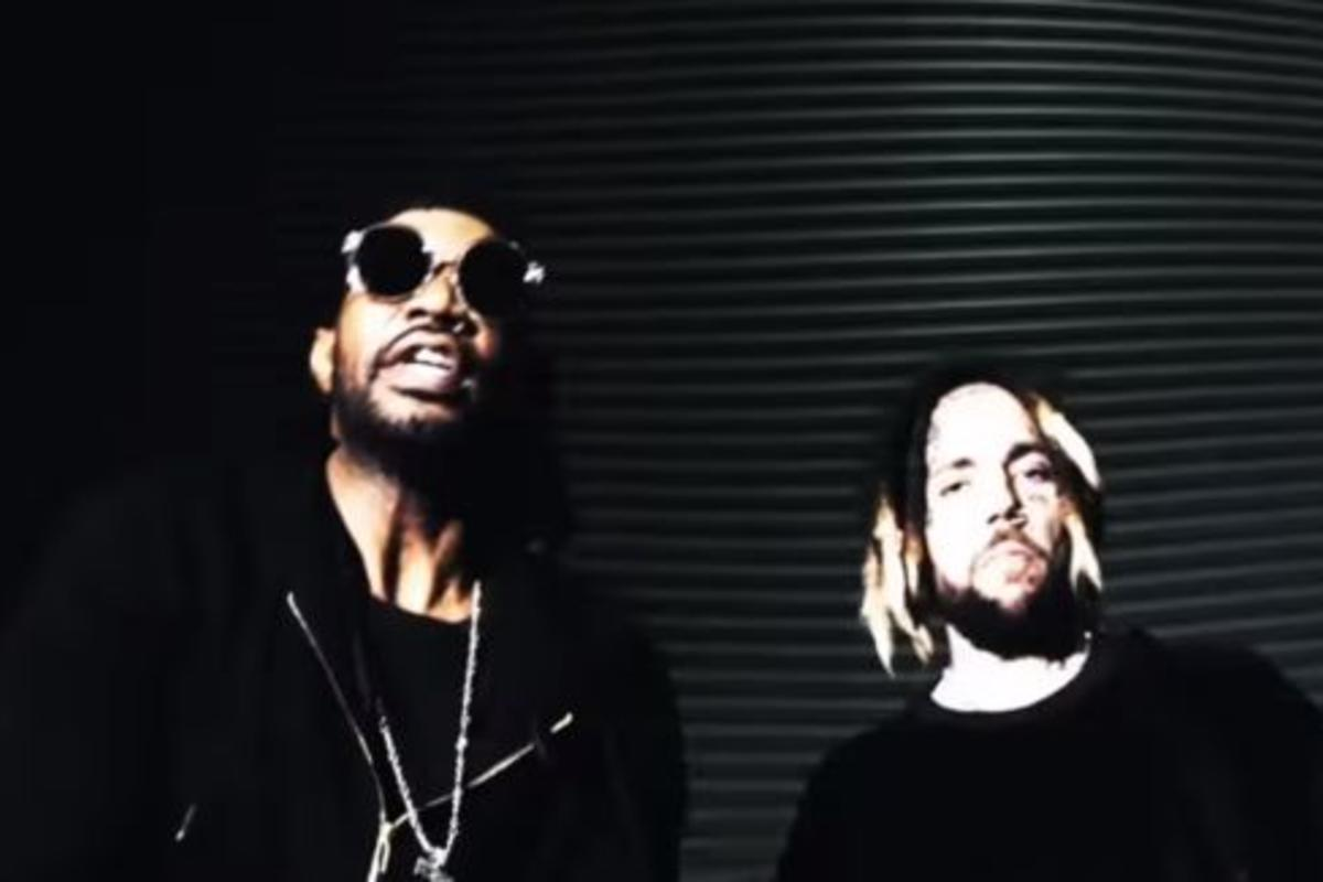 Juicy J Drops Off New Video For