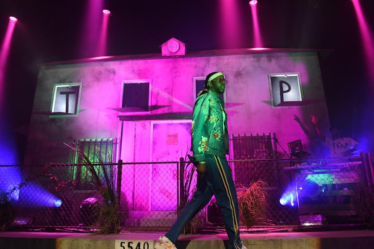 4d0c8489b2ce 2 Chainz' Iconic Pink Trap House Will Soon Be Destroyed: Report
