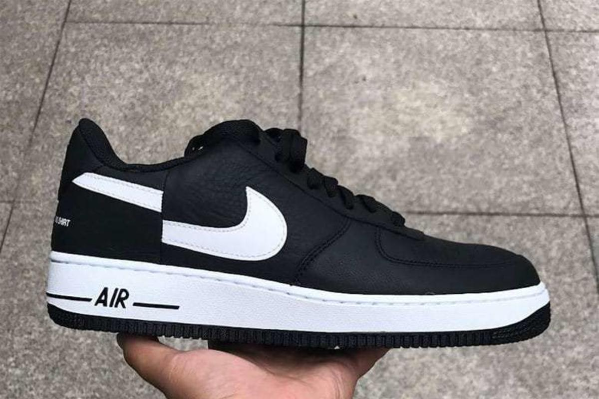 Supreme x Comme Des Garcons x Nike Air Force 1 Revealed